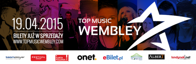 Koncert Top Music Wembley 2015